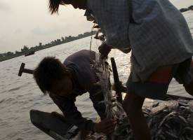 Mekong Dam - The Mekong, a river at risk - 3rd story