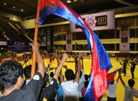 Disabled Volleyball World Cup 2011 - Cambodia made the final !